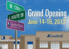 Join us June 14-16 for our #Plainfield, IL Grand Opening!