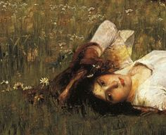 John William Waterhouse 'Ophelia' (detail) 1889 | Flickr – Condivisione di foto!