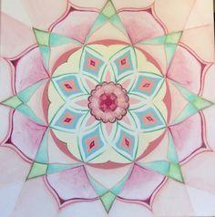 Mandala de Elena Arguelles