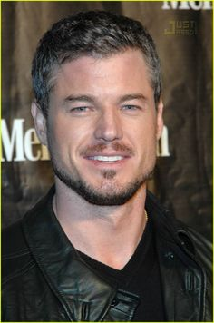 """Our salt and pepper is Eric Dane, better known as McSteamy. The """"Grey's Anatomy"""" heart throb not only heats it up in Seattle Grace Hospital as Dr. Mark """" ..."""