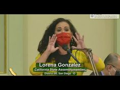 """""""Give me a situation where a 24-year-old had sex with a 14-year-old, any kind of sex, and it wasn't predatory. I have yet to see it."""" ~ Lorena Gonzalez (D)"""