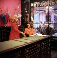 the umbrellas of cherbourg Umbrellas Of Cherbourg, French New Wave, Catherine Deneuve, French Films, Leather Jacket, Movies, Movie, Umbrellas, Studded Leather Jacket