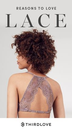 All-day comfort you know, now in striking lace styles. Shop ThirdLove's Lace Collection.