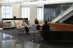 WorkDesign | An Office That Moves People