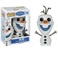 Disney Frozen POP Olaf Vinyl Figure