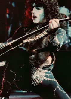 PAUL STANLEY~KISS~1976