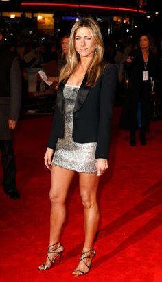 Jennifer Anniston - Highlights on medium brown base <3