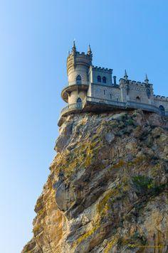 Swallow's Nest Castle - Crimea - Ukraine
