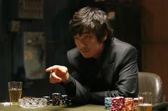 CHO Seung-woo in TAZZA: THE HIGH ROLLERS (Tajja, 타짜, The War of Flowers). Available on R1 DVD - Sept. 18, 2012.    Tazza: The High Rollers   © 2006 CJ Entertainment Inc. and IM Pictures Corp.