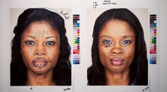 """Behind-the-scenes making of """"Identical: Portraits of Twins"""" by Martin Schoeller (Part I ) 