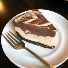 Peanut Butter Cup Cheesecake {Vegan, GF} - Powered by @ultimaterecipe