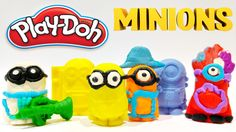 Play Doh Minions Makin' Mayhem Set Despicable Me Toys ★ Juguetes de Los ...