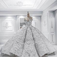 A gorgeous dress fit for a princess!