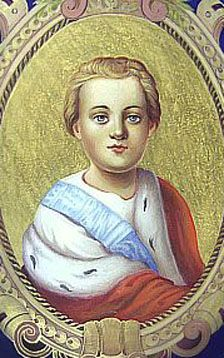 Tsar Ivan VI. He was named tsar as a baby, was overthrown and imprisoned a year later. He spent the rest of his life in solitary confinement and was killed at the age of 24 during an escape attempt. I love this guy.