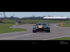 Lap Time with Aston Martin Vantage on Goodwood Motor Circuit Aston Martin Vantage, Circuit, Race Cars, Racing, Youtube, Drag Race Cars, Running, Auto Racing