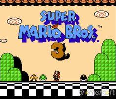 Super Mario Bros. 3 for NES Screenshot
