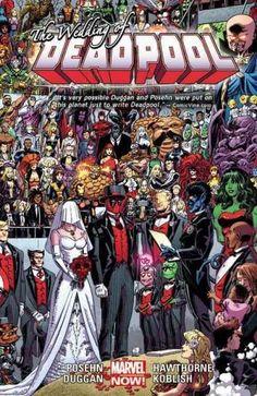 Deadpool 5: Wedding of Deadpool (Deadpool)