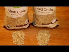 Everything you need to know about brown rice.  Check out the video here: http://cleananddelicious.com/2012/04/11/video-brown-rice-101/