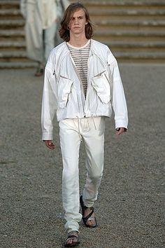 Raf Simons Spring 2006 Menswear Collection Photos - Vogue