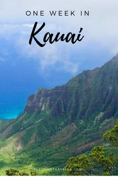 one week in kauai itinerary. things to do in kauai, where to stay in kauai, a map of kauai, and more! honeymoon One Week in Kauai Itinerary Kauai Hawaii, Kauai Map, Hawaii Life, Kauai Vacation, Hawaii Honeymoon, Vacation Destinations, Italy Vacation, Holiday Destinations, Vacation Places