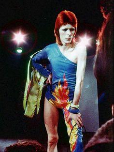 David Bowie - Ziggy Stardust Tour - 1972
