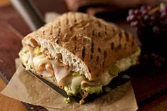 Avocado, Turkey & Cheese Torta recipe