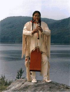 Joseph FireCrow, the Native American Flute Man, has been nominated for Two Native American Music Awards.