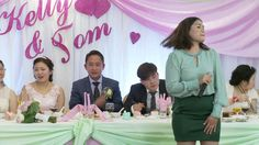 Friend Dedicates A Love Song to Newlywed at A Chinese Wedding in Toronto...