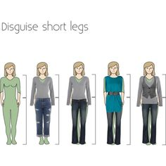 """""""Disguise Short Legs"""" by stylesessions on Polyvore"""