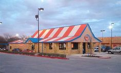 You'll never coincidentally pass one of these, still open at 3 a.m. exactly when you need it most.   24 Things No One Tells You About Leaving Texas   I was missing Bluebell ice cream and Whataburger with in days of being in Iowa!!!