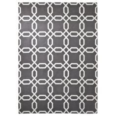Room 365™ Geometric Area Rug at Target as well. It comes in lots of colors - I would go with the blue or grey in the 5x7 size. http://www.target.com/p/room-365-geometric-area-rug/-/A-14181084#?lnk=sc_qi_detaillink
