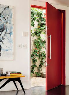 Canto do Feng Shui: Porta de Entrada e Chi