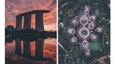 シンガポール生まれ、シンガポール育ち、悪そうなシンガポールのスポットはだいたい撮影に行ってるんじゃないかなっていうフォトグラファー、Yik Keat。彼のインスタ「leeyikkeat」を覗くと、マリーナエリアのアーティスティックな写真や空撮など、目を引くビジュアルがたくさん並んでいました(フォロワー15万人にも納得)。「シンガポールはとても小さい街ですが、近代的で未来的でもあります。僕は多...
