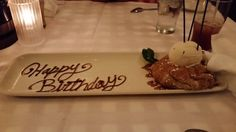 Happy Birthday from Maggiano's!