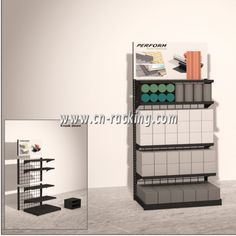 Perform display solutions for shops - Display Shelving Offer