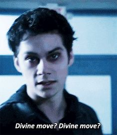 Void Stiles being incredibly scary!! S3b finale Tumblr