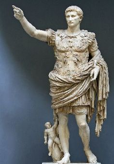 4.  Age 17 in Antioch, he solves a mass murder involving Augustus and his temple.