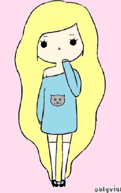 Kawaii things to draw things to draw for kids the most inappropriate Kawaii Girl Drawings, Cute Girl Drawing, Drawing For Kids, Cartoon Drawings, Easy Drawings, Cute Drawings Of Girls, Animal Drawings, Drawing Ideas, Cartoon People