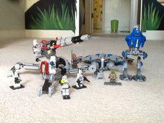 My Lego Star Wars.