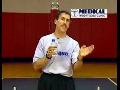 """""""Importance of Water"""" - Medical Weight Loss Clinic Health Tip with Detroit Pistons' Arnie Kander"""