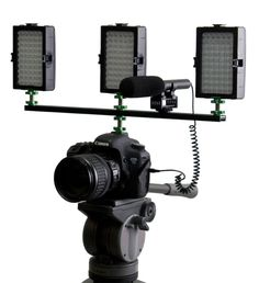 """Flash Bracket Hot / Cold Shoe Extension for Canon 12"""""""