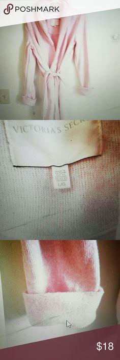 V.S. PINK plush robe. Minimal use. Closing my closet, within 10 days. Grap it now!V.S. PINK plush robe. Minimal use. Victoria's Secret Intimates & Sleepwear Robes