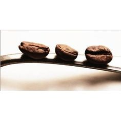 photo poster The three coffee beans in size: 100 x 50 cm by F. Art-FF77