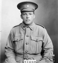 1670 Private (Pte) Norman David Joseph Duncan, 2nd Reinforcements, 26th Battalion, of Maryborough, (undated)