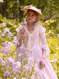 mademoisellelapiquante:  Shailene Woodley as Felicity Merriman in Felicity: An American Girl Adventure - 2005