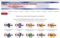 Video Clips, Videos, Training, Sport, Deporte, Sports, Work Outs, Excercise, Onderwijs