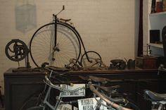 Inside Victorian cycle workshop, Ironbridge May14 Cool Sheds, Workshop, Bicycle, Victorian, Atelier, Bike, Bicycle Kick, Work Shop Garage, Bicycles