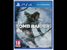 rise of the tomb raider ps4 - Google Search