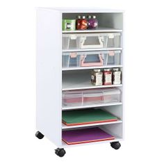 Recollections Mobile Storage Tower