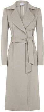 Armani Collezioni Wool Trench Coat on shopstyle.ca